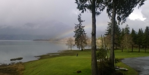 Lake Quinault Rainforest Writers Retreat
